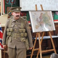 4th May – WW1 recruitment event launches our history project