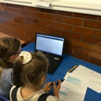 Thursday 20th July: Y5 check the database work