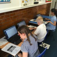 Monday 17th July – 'Our Lads' database work continues