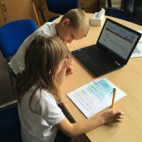 Friday 21st July:  Y4 finish the database project