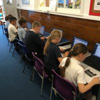 Tuesday 18th July – Thursday 20th July: data entry continues